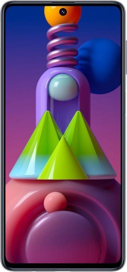 Smartfon Samsung Galaxy M51 128 GB Dual SIM Biały  (SM-M515FZWDEUE) 1
