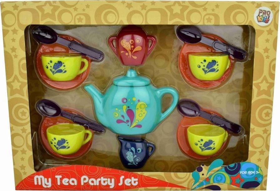 Pro Kids Zestaw do herbaty 17el 1