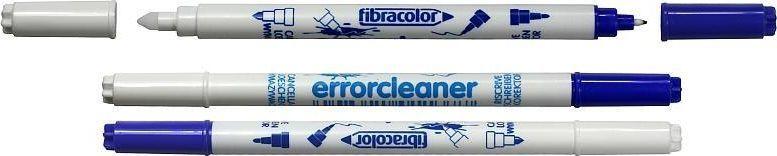 Fibracolor Wymazywacz z korektorem (25szt) FIBRACOLOR 1