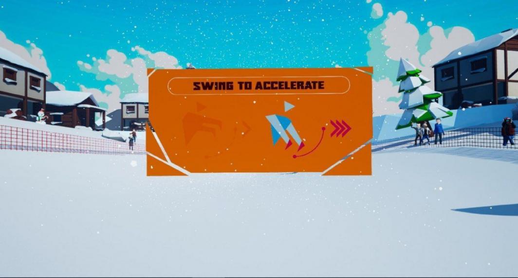 Lets Go! Skiing VR PC, wersja cyfrowa 1