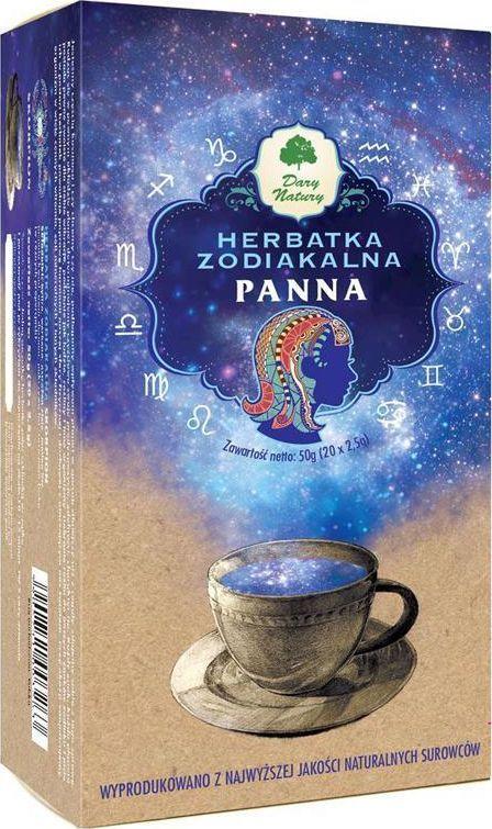 Dary Natury EKO Herbata Zodiakalna PANNA 20x2,5g 1