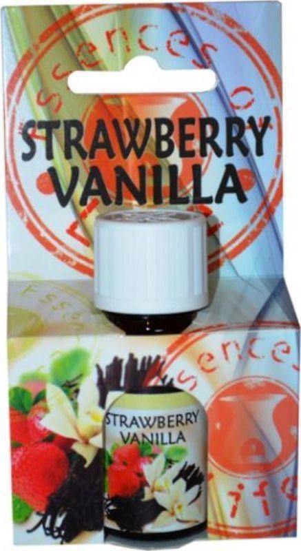 Admit Z - Olejek zapachowy STRAWBERRY VANILLA 10ml 1