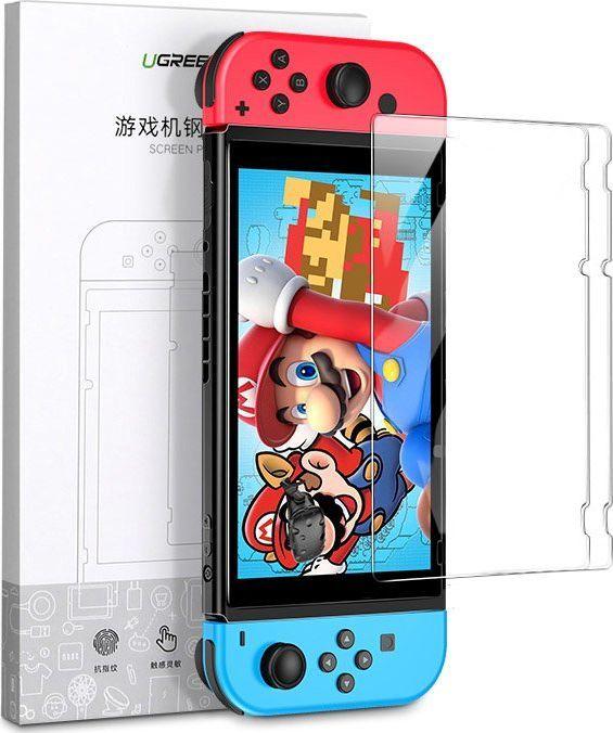 Ugreen Ugreen 2X Szkło Hartowane Na Ekran Nintendo Switch Przezroczysty (50728) 1