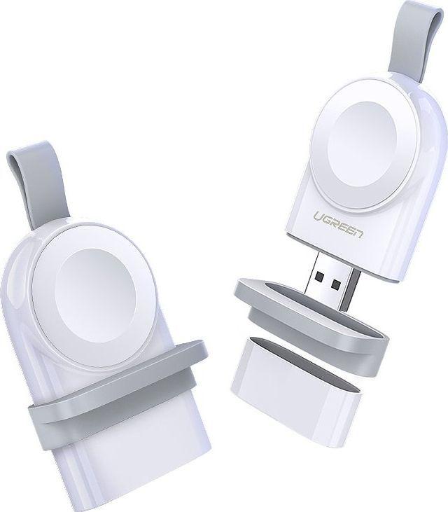 Ugreen Ugreen Apple Watch Usb Mfi Wireless Charger White (50944) 1
