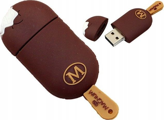 Pendrive Dr. Memory PENDRIVE LÓD Magnum USB Flash 64GB uniwersalny 1