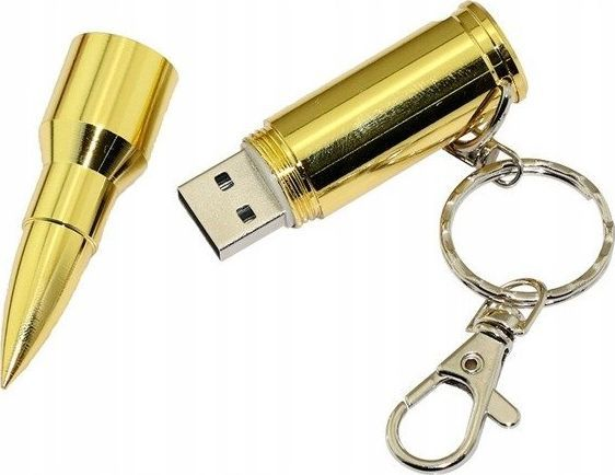 Pendrive Dr. Memory PENDRIVE NABÓJ ŁUSKA USB Flash 64GB uniwersalny 1