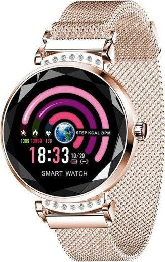 Smartwatch Active Band RH2 Złoty  (2569-uniw) 1