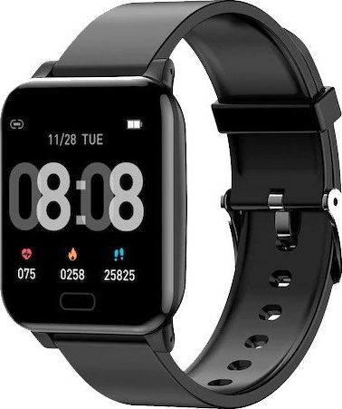 Smartwatch Bakeeley L8 Czarny  (3113-uniw) 1