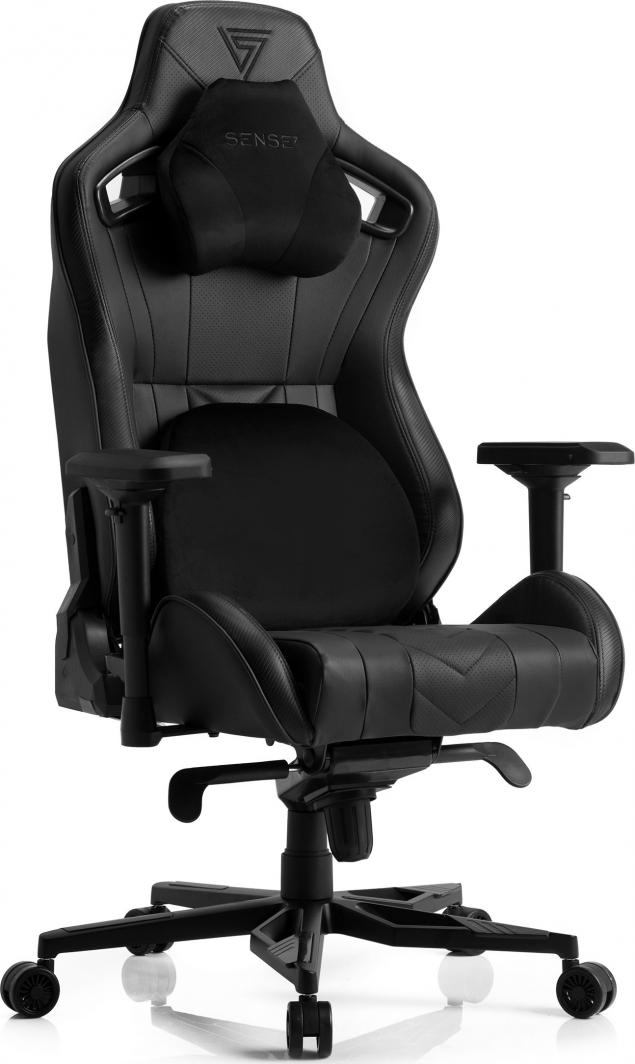 Fotel SENSE7 Legend czarny 1