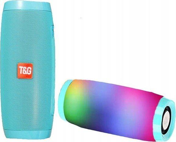 Głośnik T&G 157 turkusowy 1