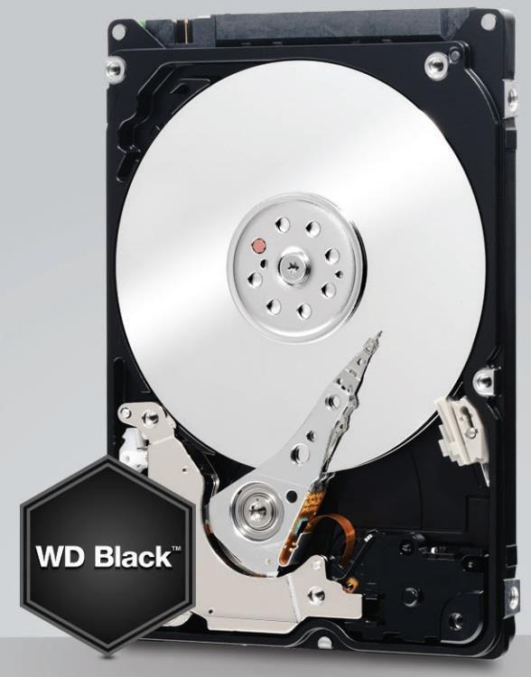 """Dysk Western Digital Black 320 GB 2.5"""" SATA III (WD3200LPLX) 1"""
