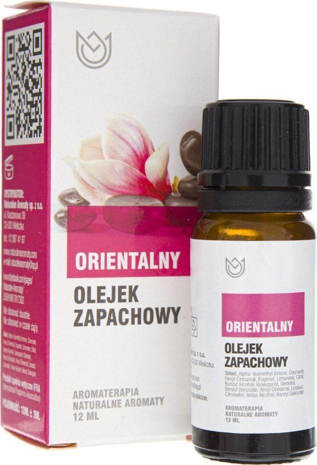 Naturalne Aromaty Naturalne Aromaty olejek zapachowy Orientalny - 12 ml 1
