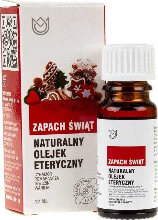 Naturalne Aromaty Naturalne Aromaty olejek eteryczny Zapach Świąt - 12 ml 1