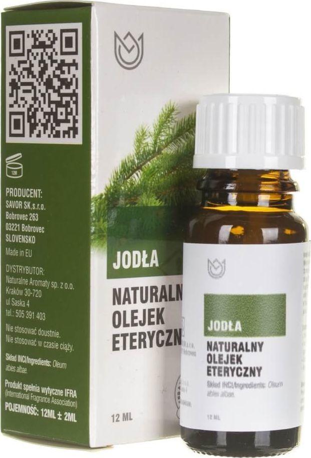 Naturalne Aromaty Naturalne Aromaty olejek eteryczny Jodła - 12 ml 1