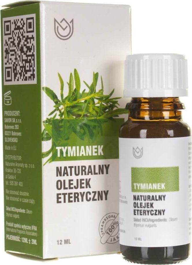 Naturalne Aromaty Naturalne Aromaty olejek eteryczny Tymianek - 12 ml 1