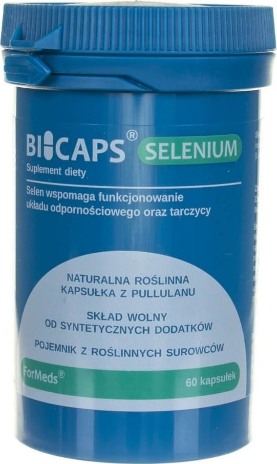 Formeds Formeds Bicaps Selenium - 60 kapsułek 1