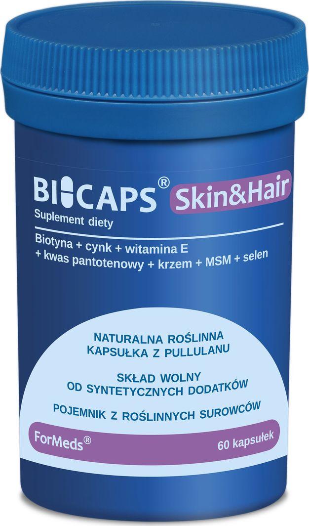 Formeds Formeds Bicaps Skin Hair - 60 kapsułek 1