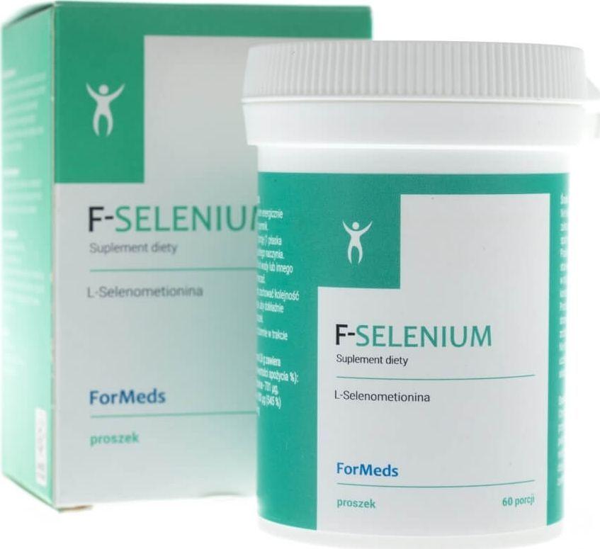 Formeds Formeds F-Selenium (selen w proszku) - 48 g 1