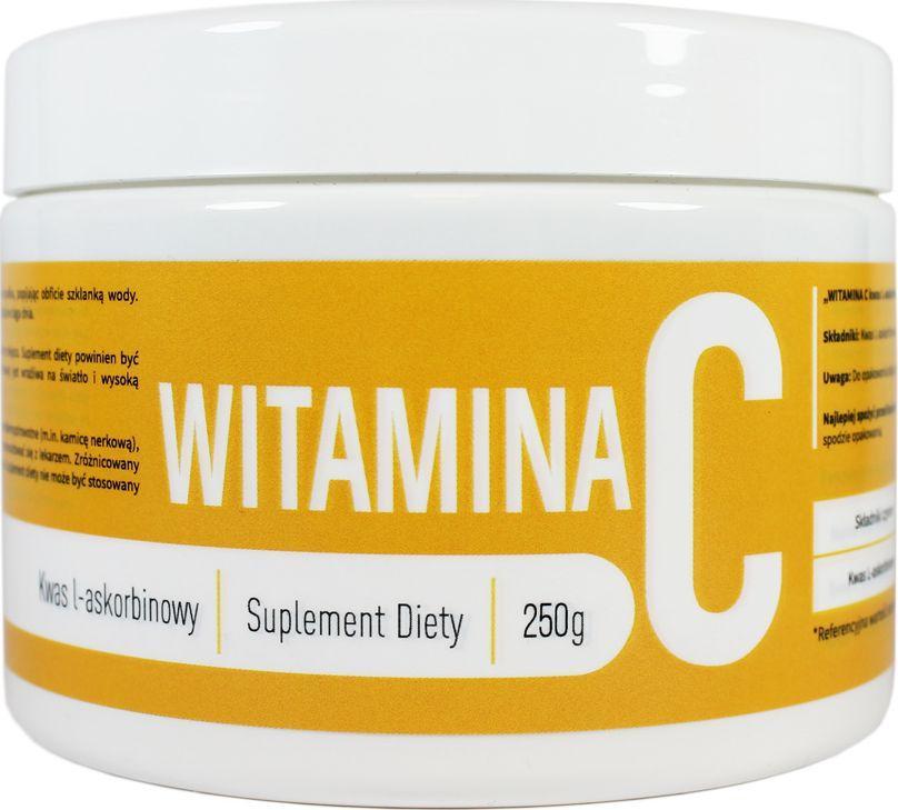 MedFuture MedFuture Witamina C 1000 mg proszek - 250 g 1