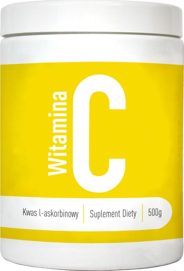 MedFuture MedFuture Witamina C 1000 mg proszek - 500 g 1