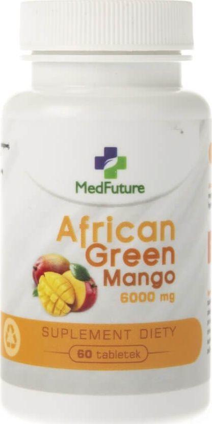 MedFuture MedFuture African Green Mango - 60 tabletek 1