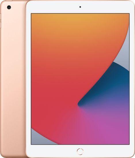 "Tablet Apple iPad 2020 + Cellular 10.2"" 32 GB 4G LTE Złoty  (MYMK2) 1"