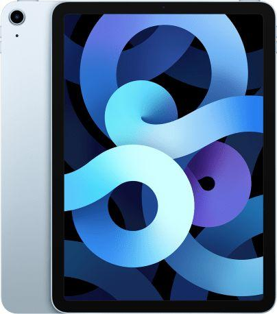 "Tablet Apple iPad Air 2020 10.9"" 256 GB Niebieski  (MYFY2) 1"