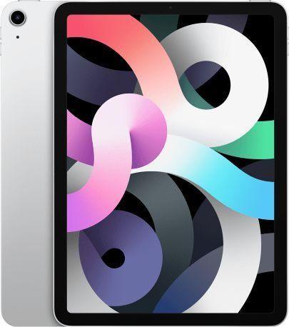 "Tablet Apple iPad Air 2020 + Cellular 10.9"" 256 GB 4G LTE Srebrny  (MYH42) 1"