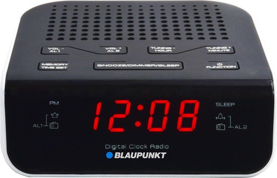 Radiobudzik Blaupunkt CR5WH czarny 1