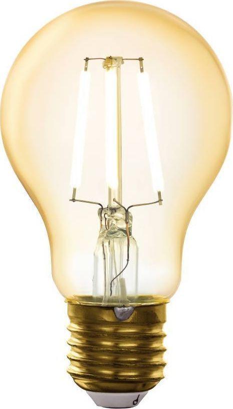 EGLO Bursztynowa żarówka E27 5,5W ciepła Eglo LED 11864 1