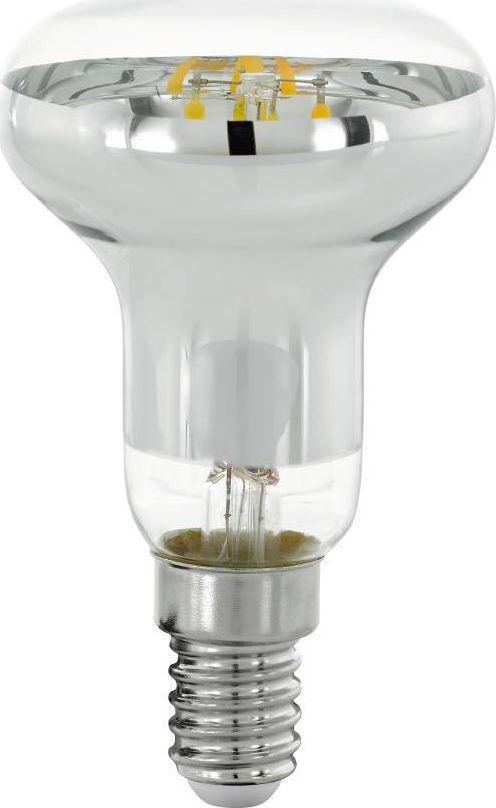 EGLO Przezroczysta żarówka E14 4W ciepła Eglo LED 11764 1