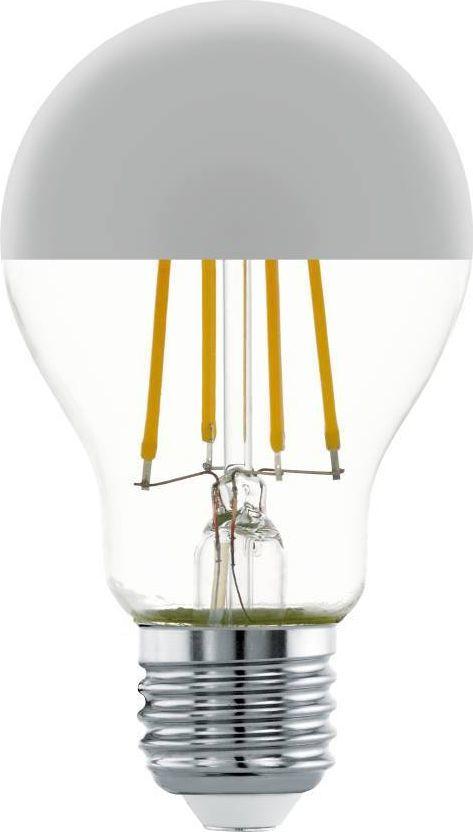 EGLO Transparentna żarówka E27 7W ciepła Eglo LED 11834 1