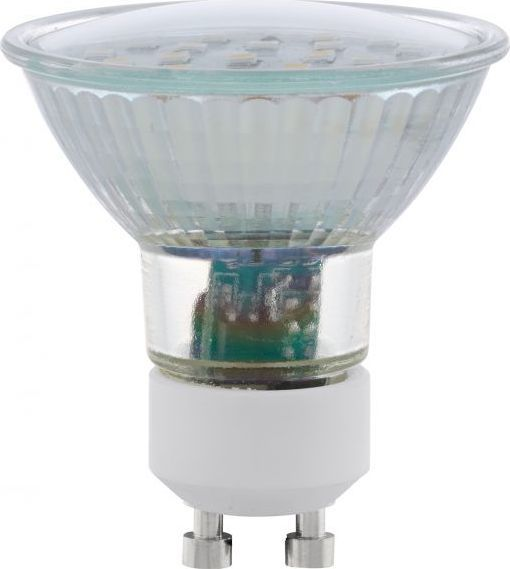 EGLO Przezroczysta żarówka GU10 5W ciepła Eglo LED 11535 1