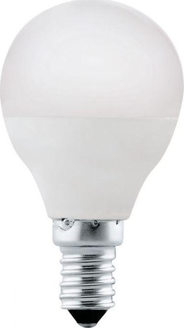 EGLO Mlecznobiała żarówka E14 4W neutralna Eglo LED 10759 1