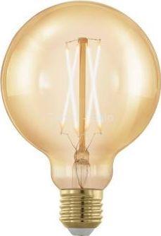 EGLO Bursztynowa żarówka E27 4W ciepła Eglo LED 11693 1