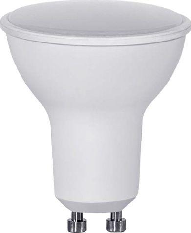 Globo Mlecznobiała żarówka GU10 3W ciepła Globo LED 10706-2K 1