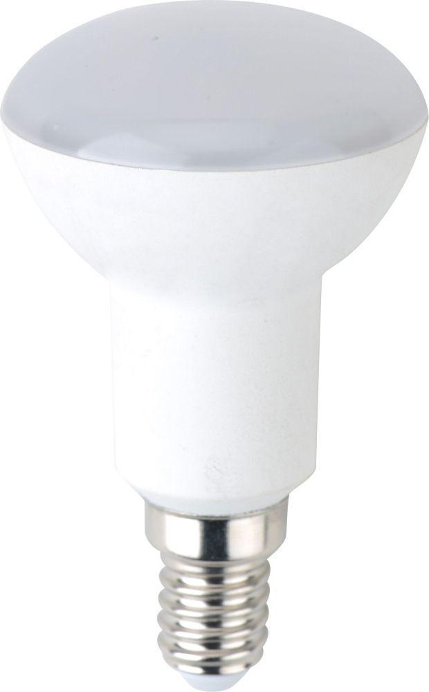 Globo Biała mleczna żarówka E14 5W ciepła Globo ledowa 10626C 1