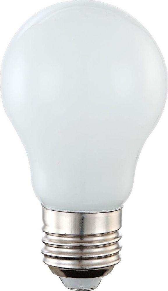 Globo Mleczna żarówka E27 4W ciepła Globo LED 10750 1