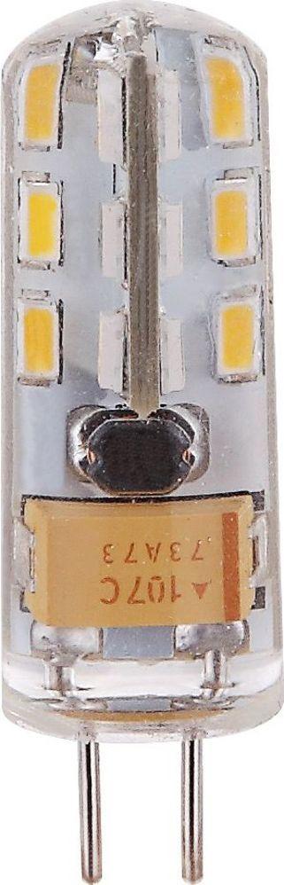 Globo Transparentna żarówka G4 1,5W ciepła Globo LED 10110 1