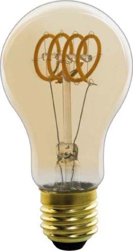 Globo Bursztynowa żarówka E27 4W ciepła Globo LED 11403F 1