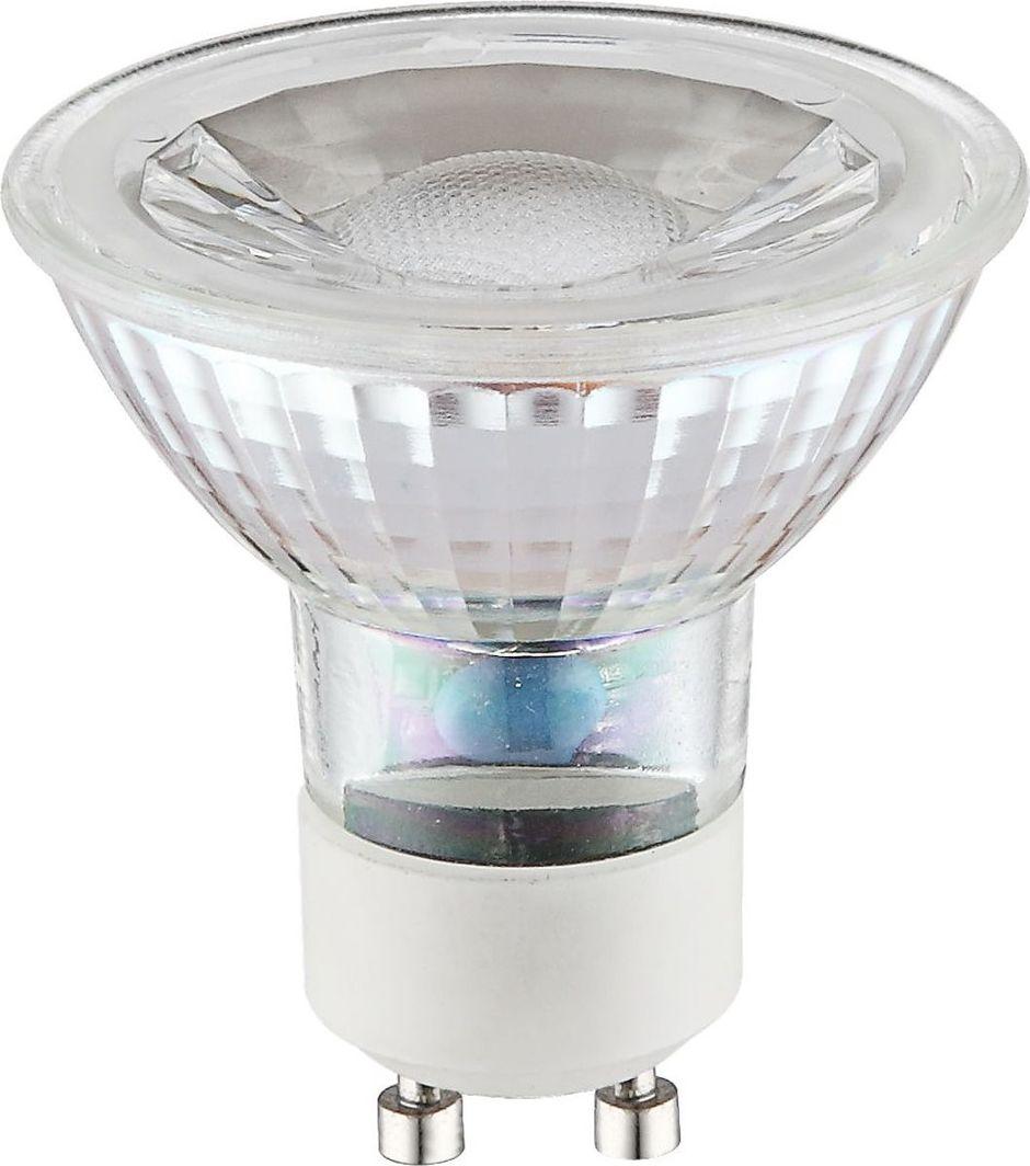 Globo Mleczna żarówka GU10 5W naturalna Globo LED 10705DC 1
