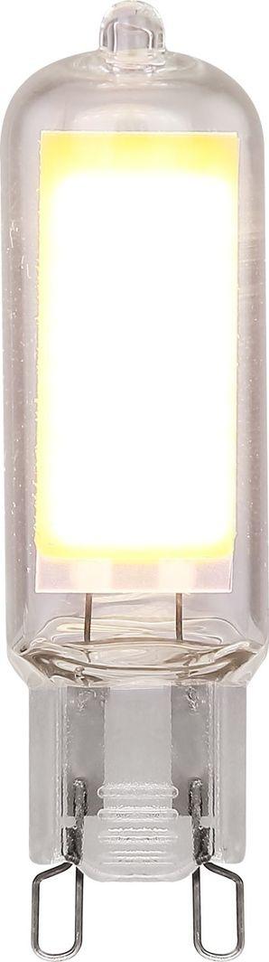 Globo Transparentna żarówka G9 3,5W ciepła Globo ledowa 10485 1