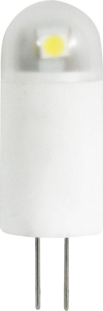 Polux Mlecznobiała żarówka G4 2,5W zimna Polux LED 302311 1