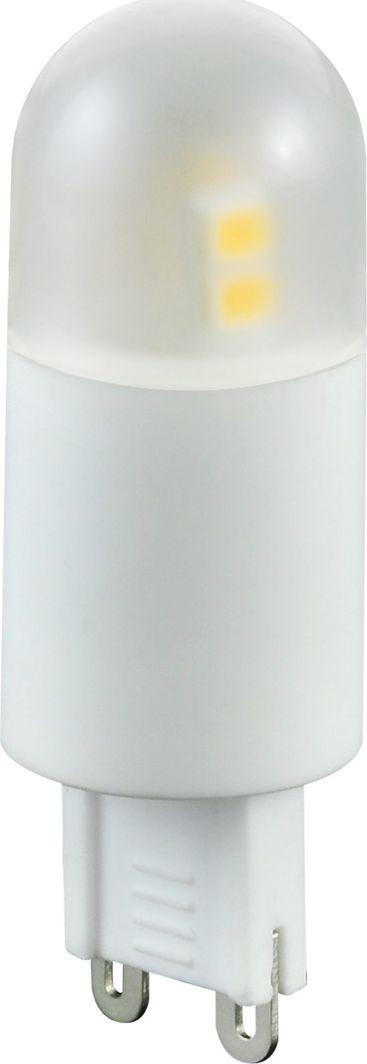 Polux Mlecznobiała żarówka G9 4W ciepła Polux LED 302281 1
