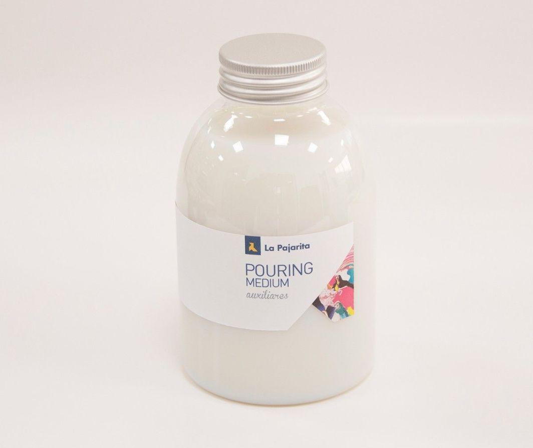 La Pajarita Medium do Pouringu 500 ml 1