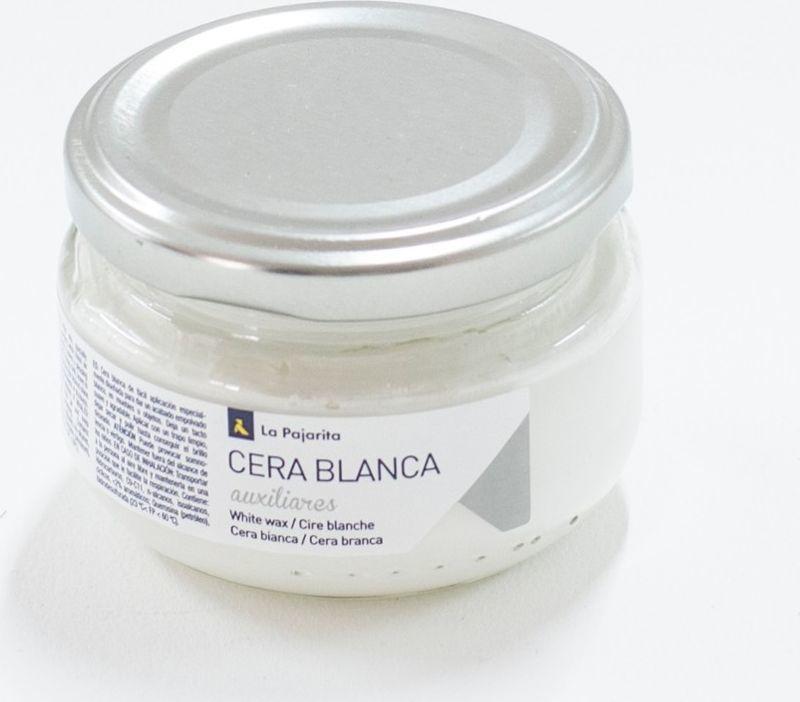 La Pajarita Wosk Biały 100 ml 1