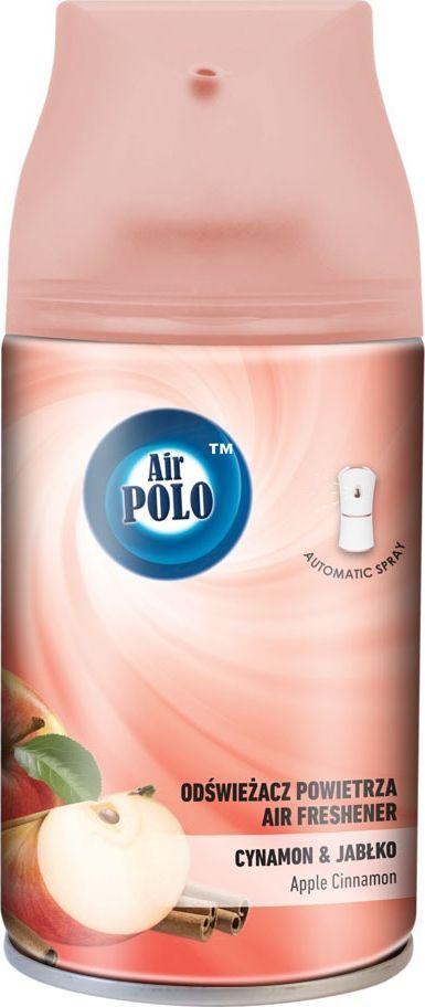 Air POLO Wkład odświeżacz cynamon i jabłko 260ml  1