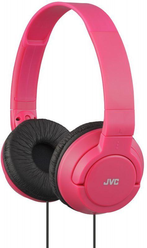 Słuchawki JVC HA-S180 (HA-S180-R) 1