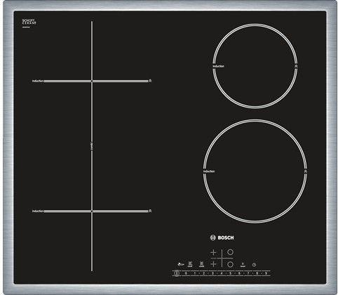 Płyta grzewcza Bosch 4-polowa czarna PIT 645F17E 1