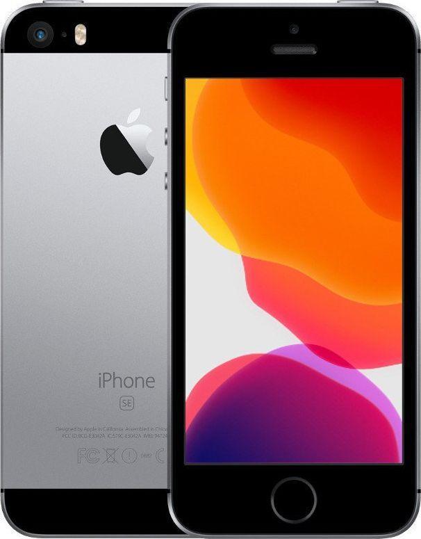Smartfon Apple Iphone SE Space Gray 128GB A1723 (6265) 1